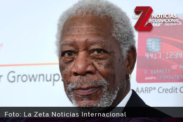 #MeToo: el actor estadounidense Morgan Freeman es acusado de acoso sexual por 8 mujeres